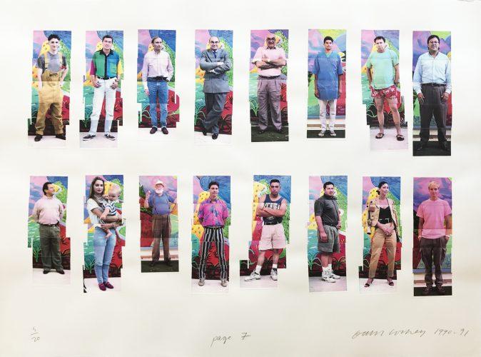 LA Visitors – Page 7 by David Hockney at David Hockney