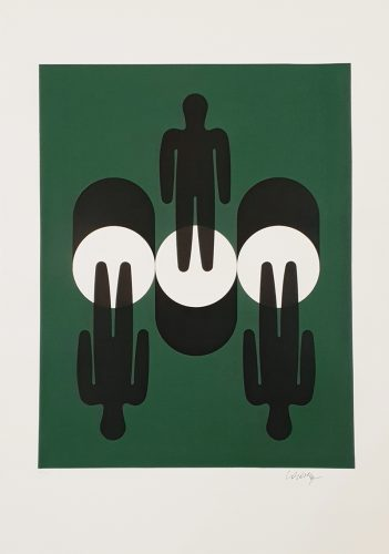 Try by Victor Vasarely