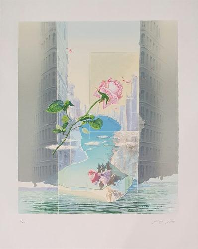 Huida a Nueva York by Eduardo Naranjo
