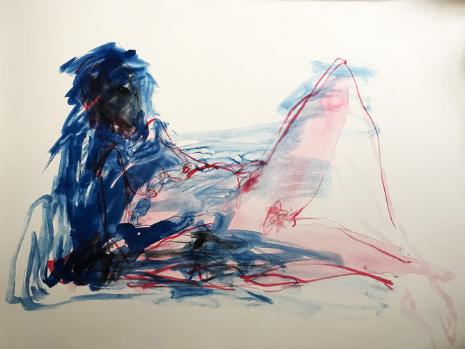No Surrender by Tracey Emin