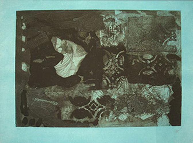 Pochoirs by Antoni Clave