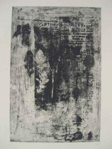Trois Feilles by Antoni Clave at