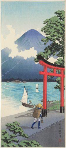 Nikko Utagahama by Takahashi Hiroaki (Shotei)