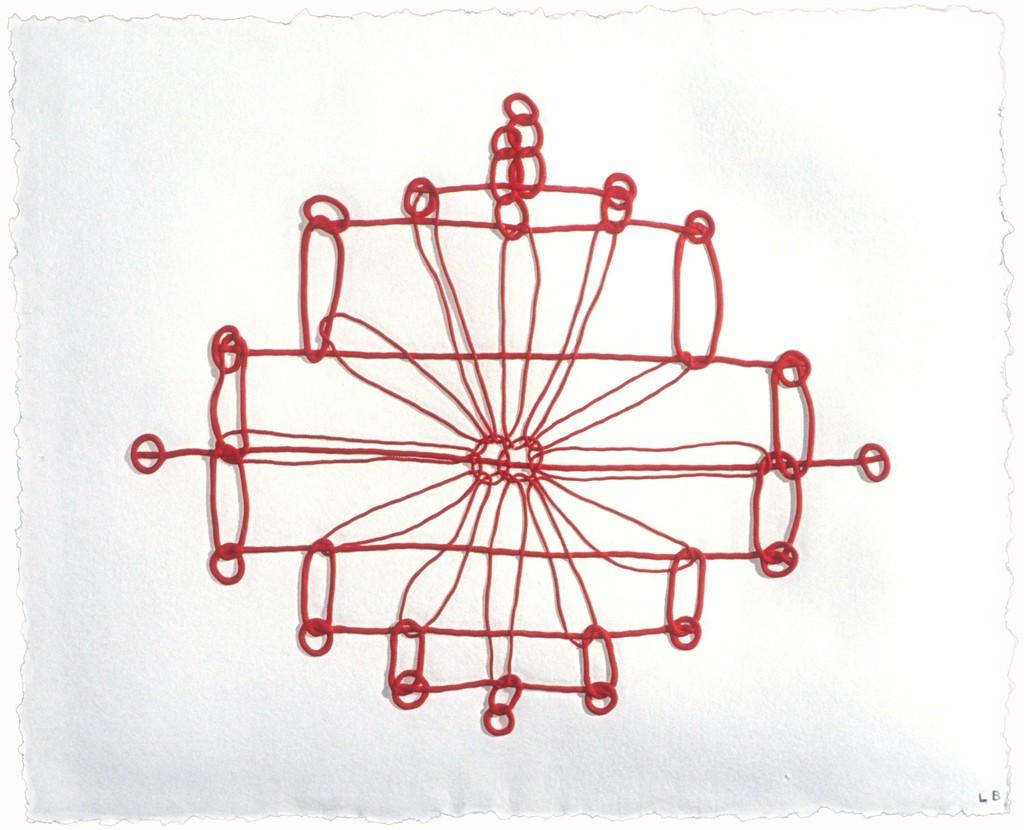 Crochet II by Louise Bourgeois