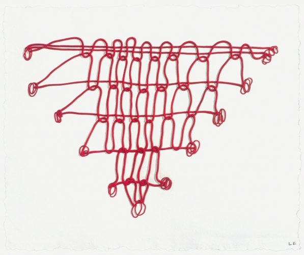 Crochet III by Louise Bourgeois