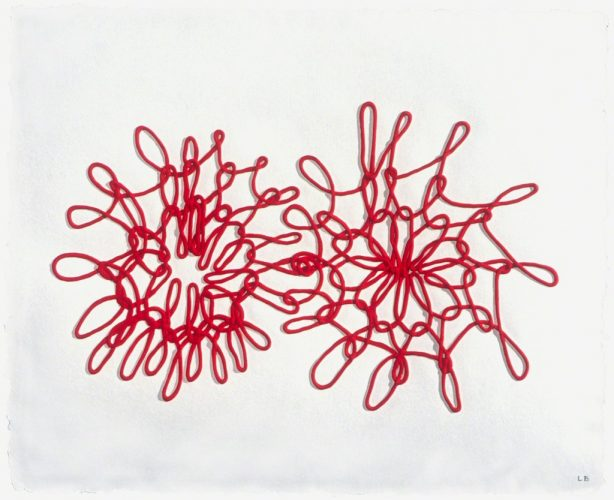 Crochet IV by Louise Bourgeois