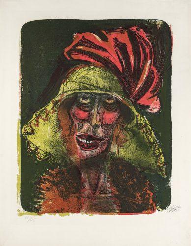 Leonie by Otto Dix