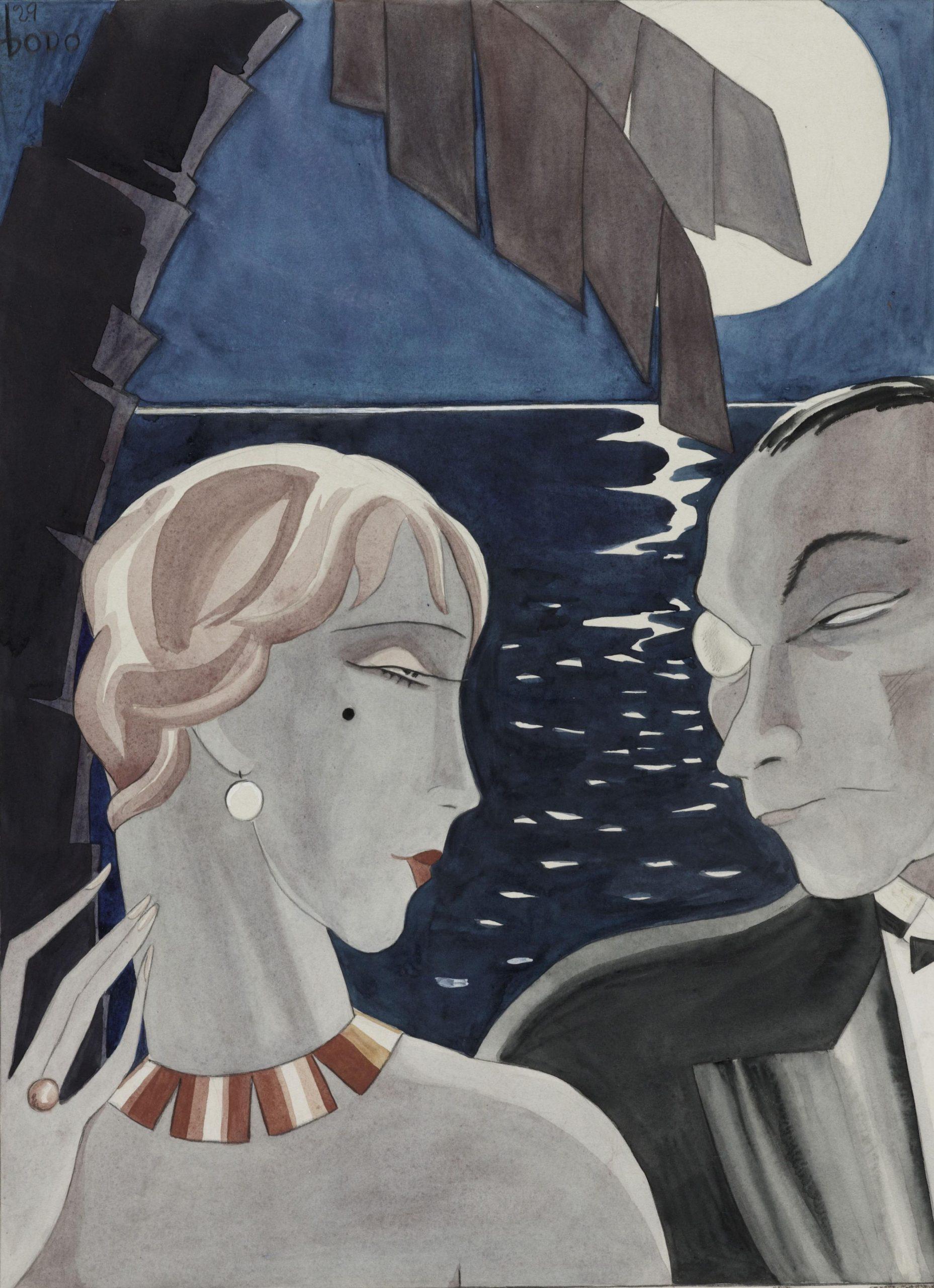 Moonlight Bliss by Dodo Dorte Clara Wolff