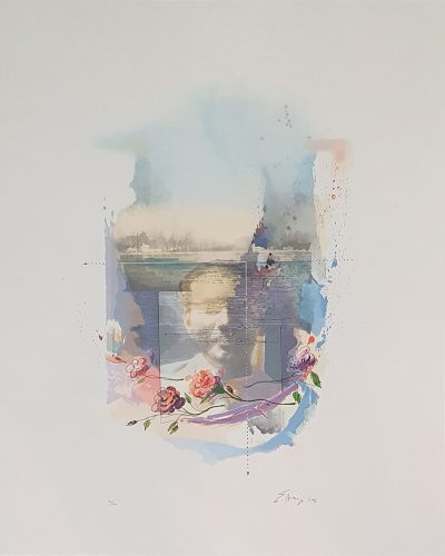 Poemas del Lago Eden Mills by Eduardo Naranjo at