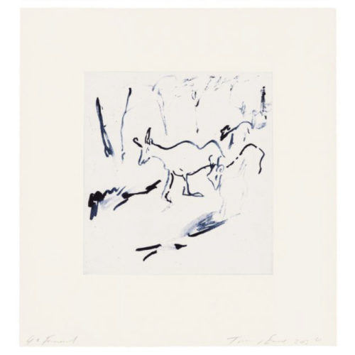 Go Forward by Tracey Emin at