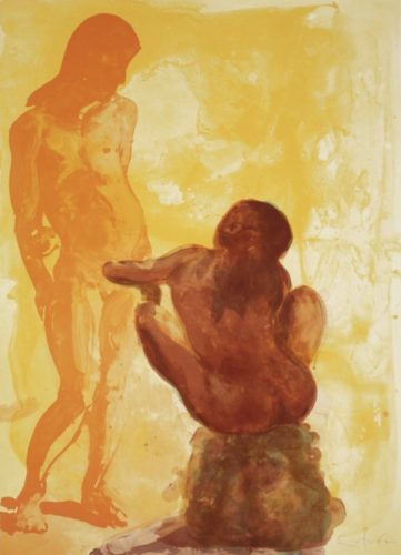 Watch by Eric Fischl