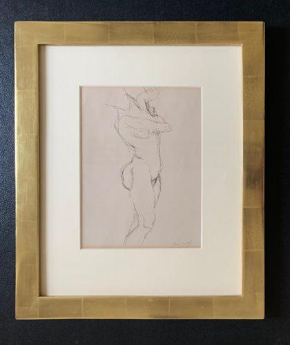 Etude de Nu by Henri Matisse