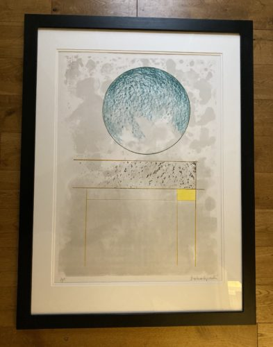 Sun Setting by Barbara Hepworth