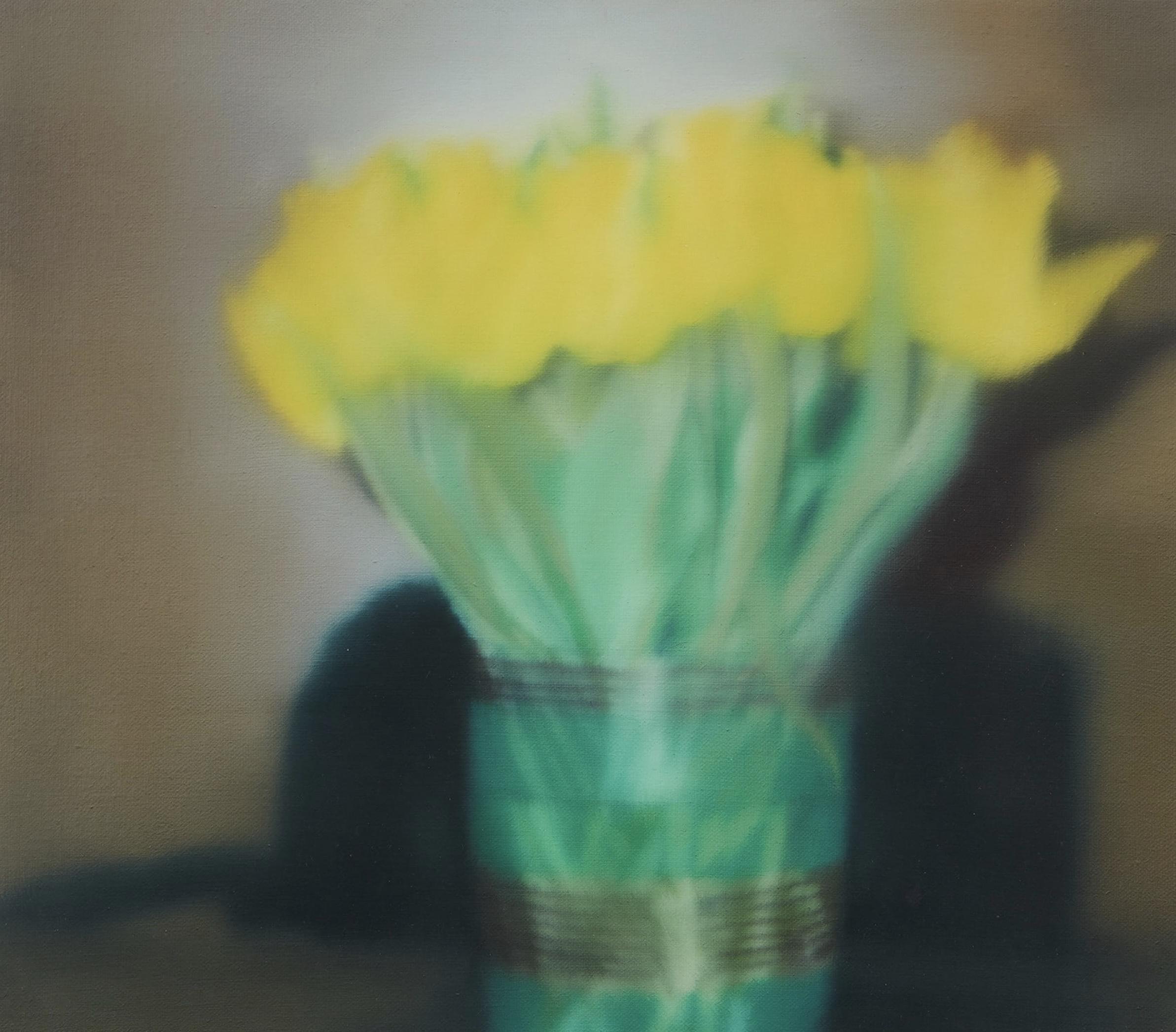 Tulips (P17) by Gerhard Richter
