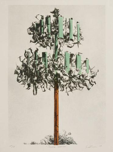 Invasive Species by Scott Greene
