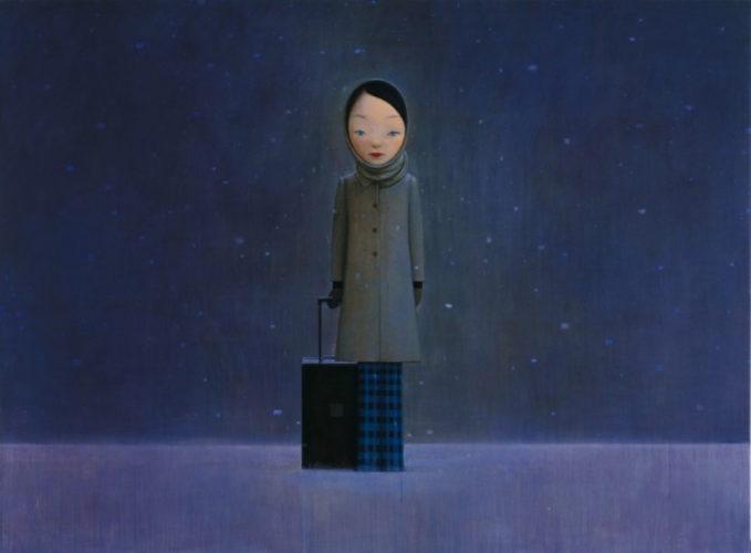 Leave me in the Dark by Liu Ye