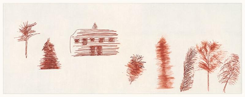 Passagem (Passage) by Jacqueline Aronis at