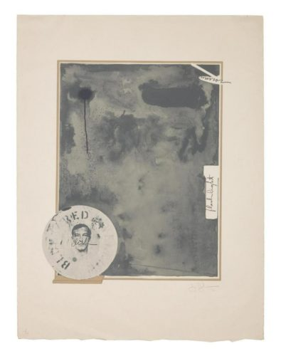 Souvenir 1 by Jasper Johns