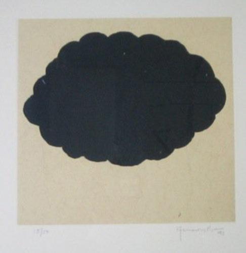 Nuvols IV by Joan Hernandez Pijuan at