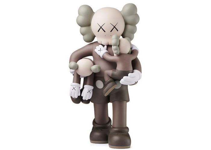 KAWS – Clean Slate (Brown) by KAWS at