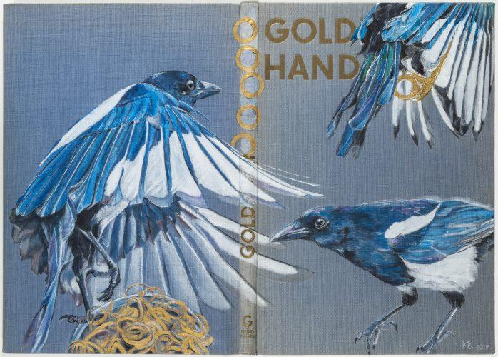 Goldhand by Kristin Kolb