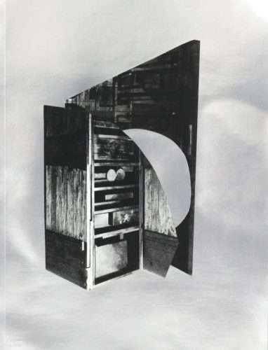 Four in the morning by Louise Nevelson