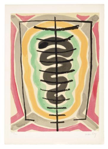 De l'Origine des especes par voie de selection irrationnelle (III) by Man Ray