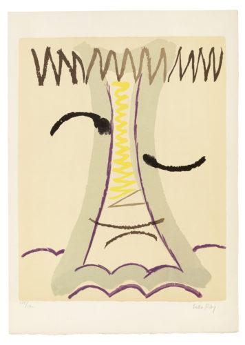 De l'Origine des especes par voie de selection irrationnelle (IX) by Man Ray