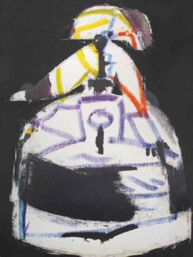 Las Meninas #2 by Manolo Valdes at