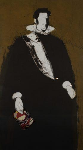 Caballero V by Manolo Valdes