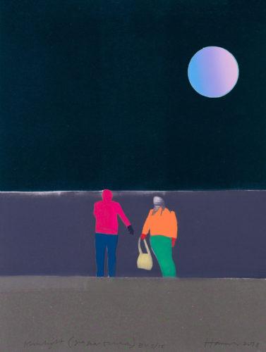 Moonlight by Tom Hammick