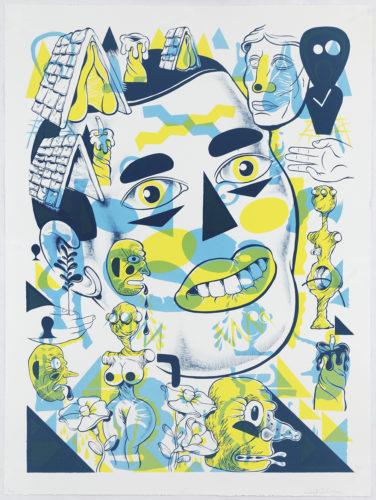 Masks by Mark Mulroney