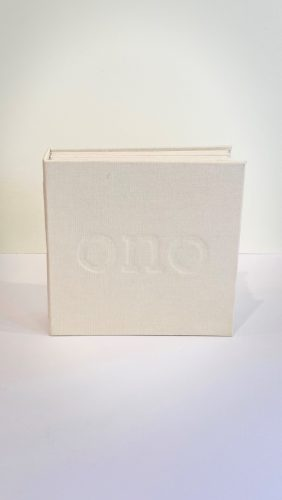 ONO (White) by Josephine Taylor at