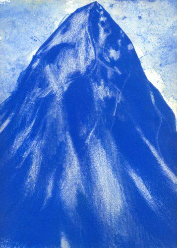 Sonhos, Montanha Azul (Dreams, Blue Mountain) by Ulysses Boscolo at Ulysses Boscolo
