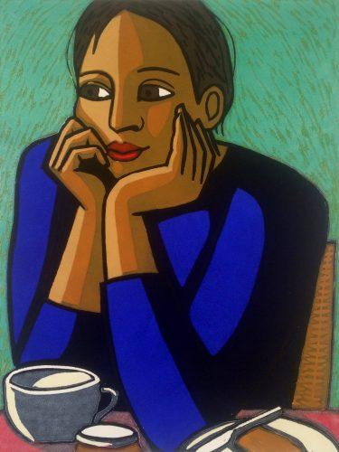 Breakfast by Anita Klein