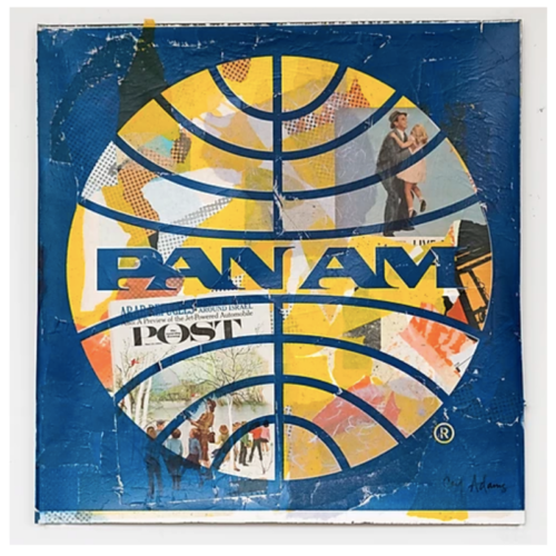 Pan-Am (Post) by Cey Adams