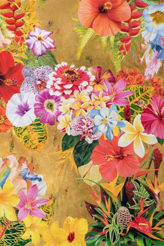 Gild The Lily I by Carlos Rolón at