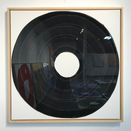 Circle Series 4 (Black / LP Record) by Ted Collier at