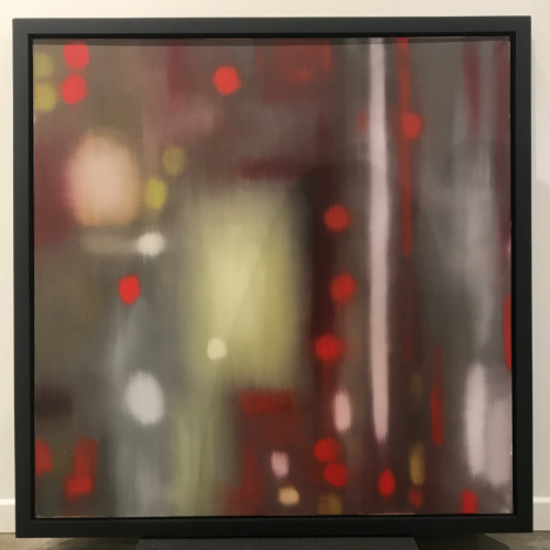 Untitled by Ross Bleckner at
