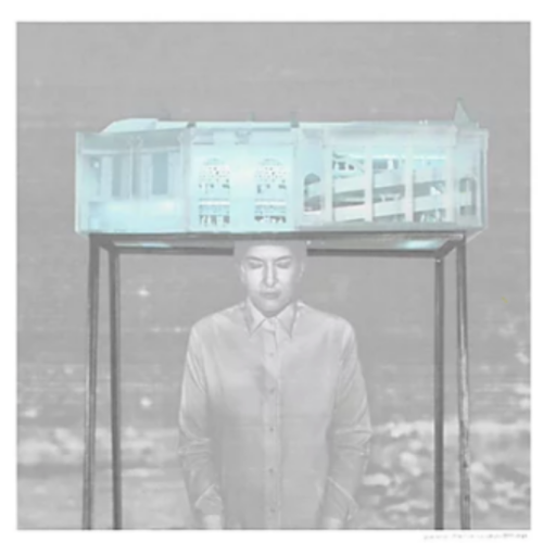 Marina Abramovic for MAI #3 by Marina Abramovic at