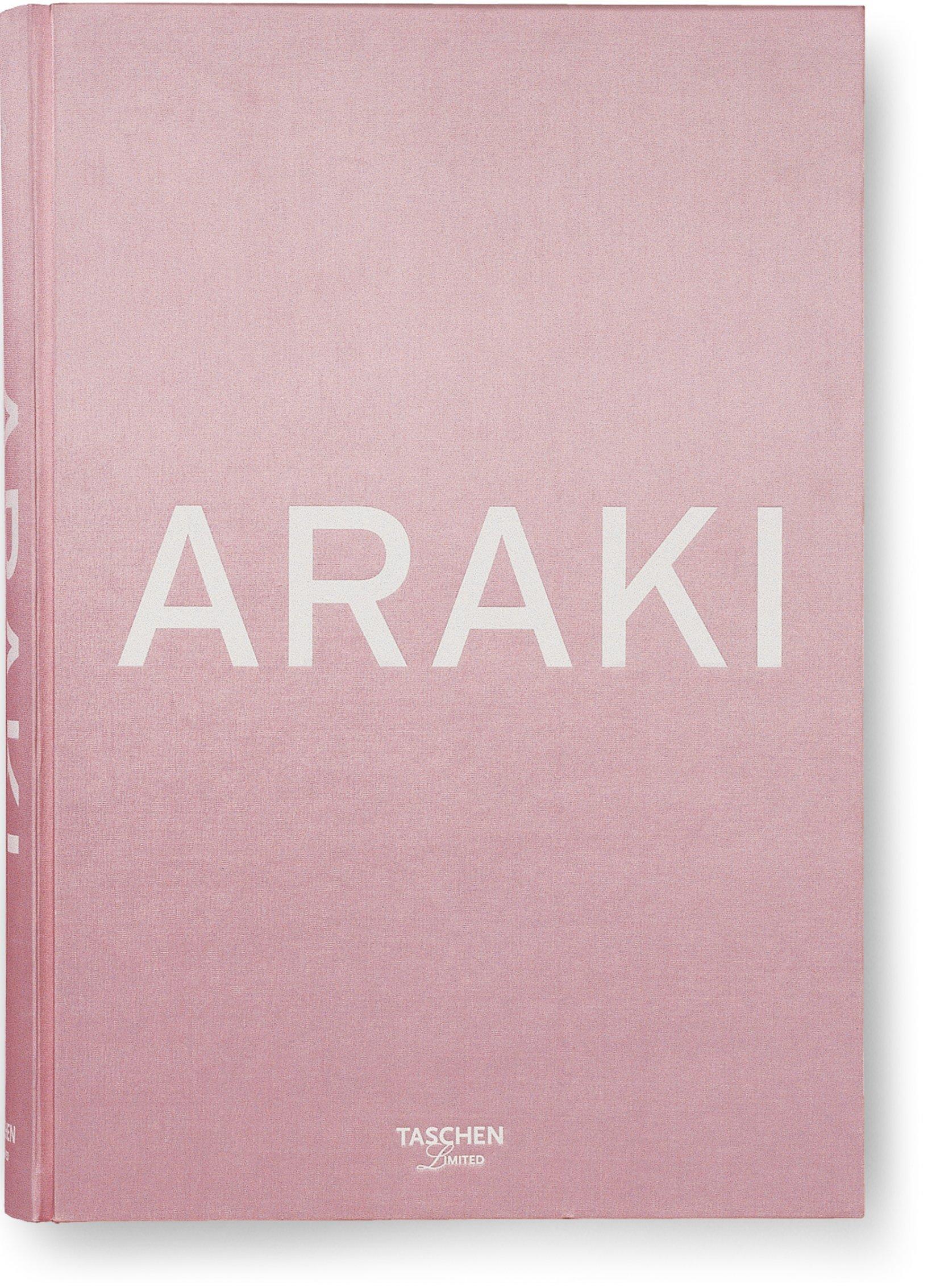 Araki by Nobuyoshi Araki