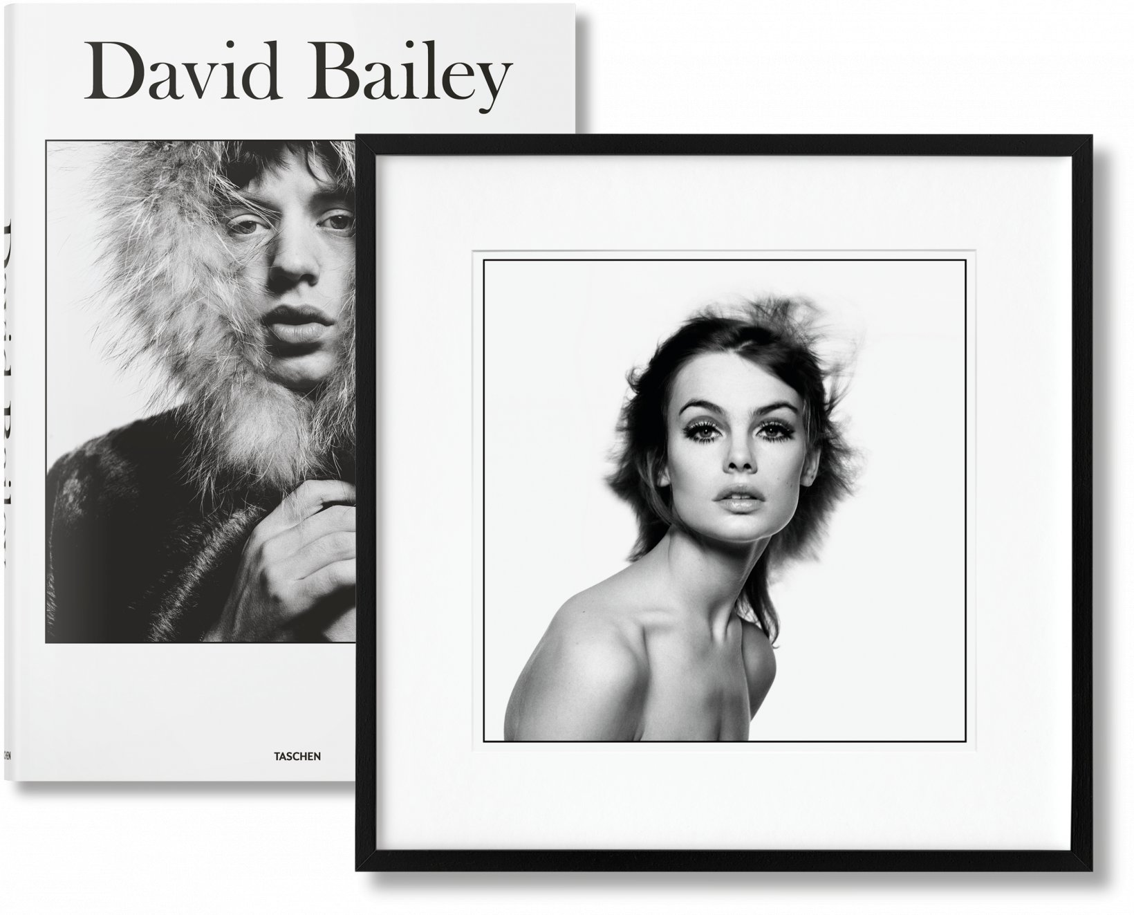 Art Edition No. 76–150 Jean Shrimpton, 1965 by David Bailey