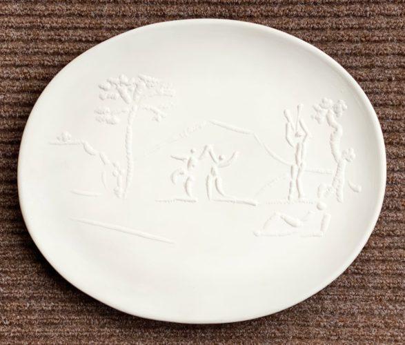 Danseurs et Joueurs de Diaule by Pablo Picasso at Fairhead Fine Art