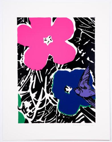 Delirium (Pink) by Dan Baldwin at Dan Baldwin