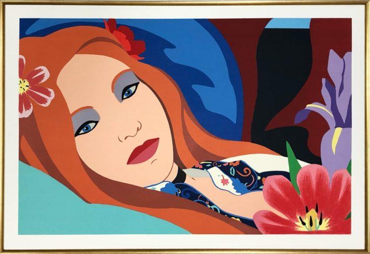 Lulu (from Metropolitan Fine Art) by Tom Wesselmann