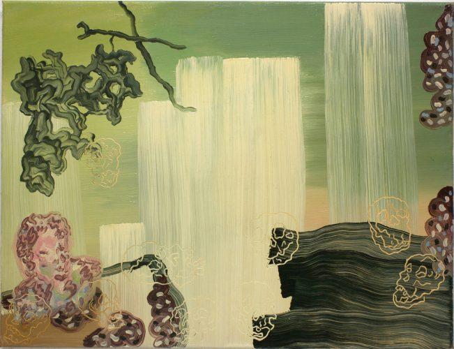 Zaniah by Michele Melillo