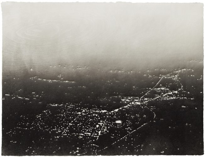 Aerial: Other Cities #16 by Susan Goethel Campbell