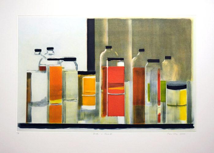 Bottles & Jars II by Peri Schwartz