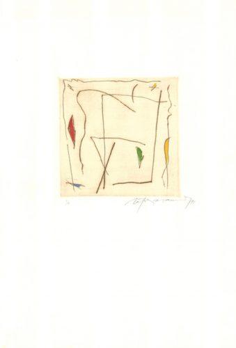 Estels 5 by Albert Rafols-Casamada at