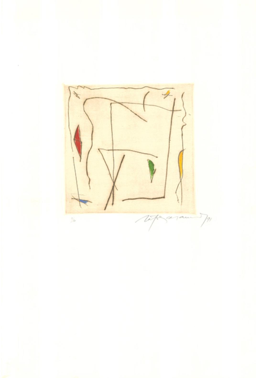 Estels 5 by Albert Rafols-Casamada